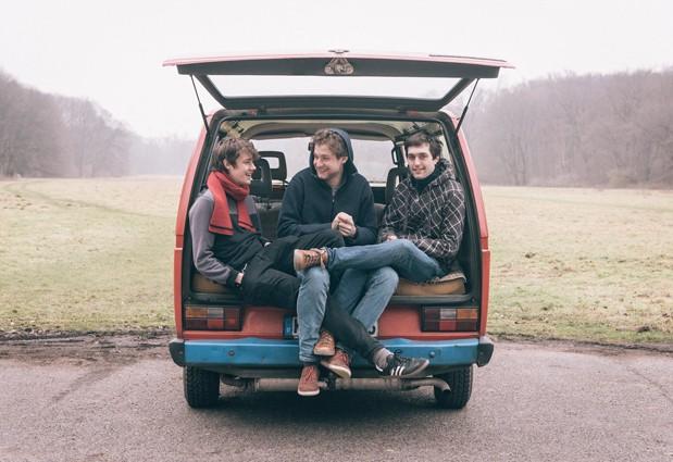 AnnenMayKantereit – Wird schon irgendwie gehen (EP)